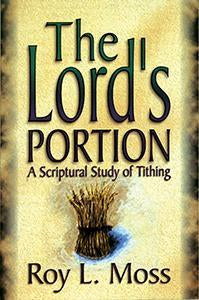 The Lord's Portion
