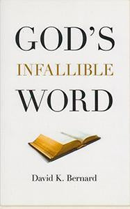 God's Infallible Word Braille (eBook)