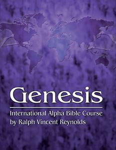 Genesis -  Alpha Bible Course (eBook)