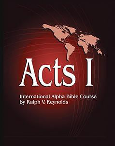 Acts 1 - Alpha Bible Course (eBook)