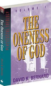 The Oneness of God Braille (eBook)