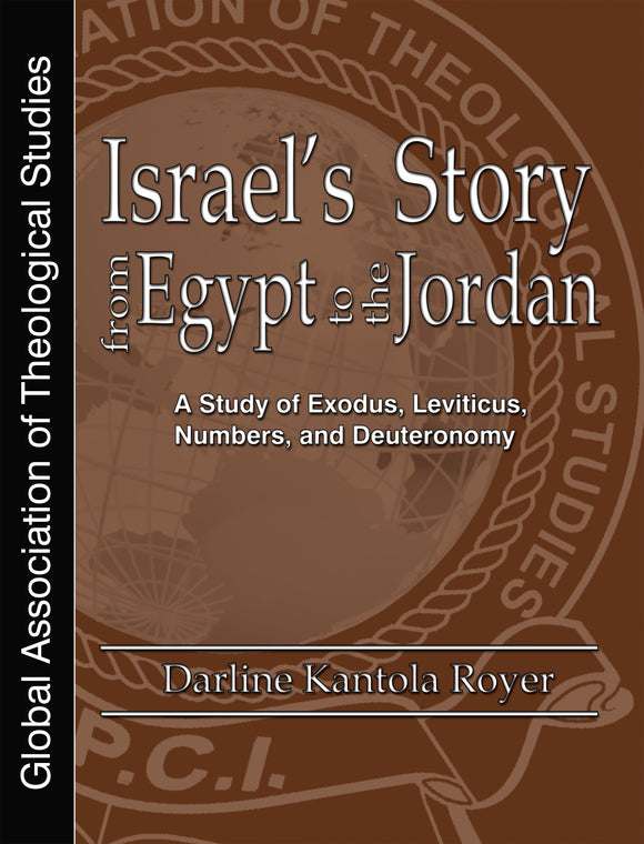 Israel's Story From Egypt to the Jordan - GATS (eBook)