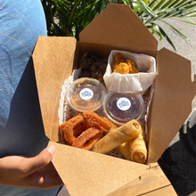Load image into Gallery viewer, Thai Picnic: Snack Box for 1