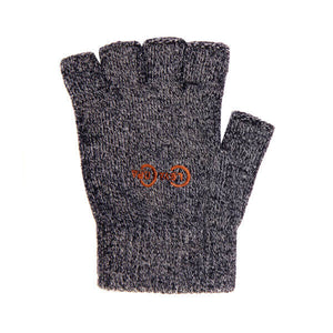 Fingerless Copper Gloves