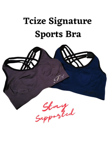 TCize Signature Bra Top