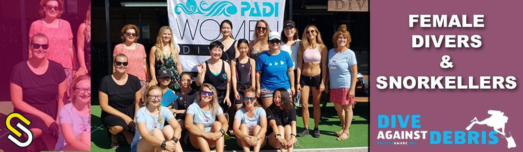 PADI Women Dive Day