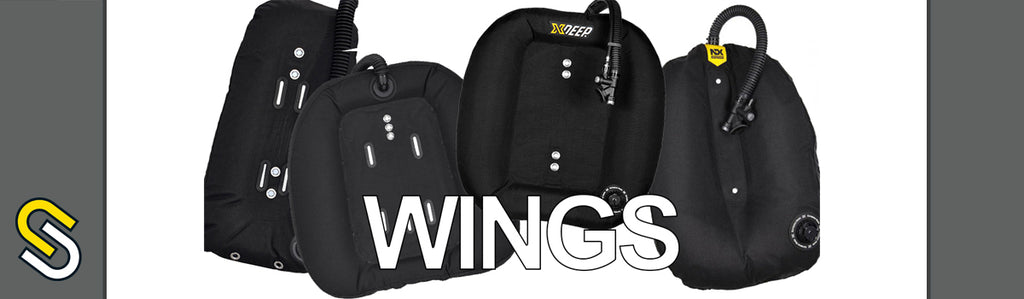 Wings & Backplates