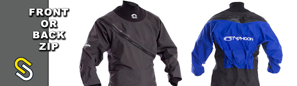 Different Types Of Drysuits