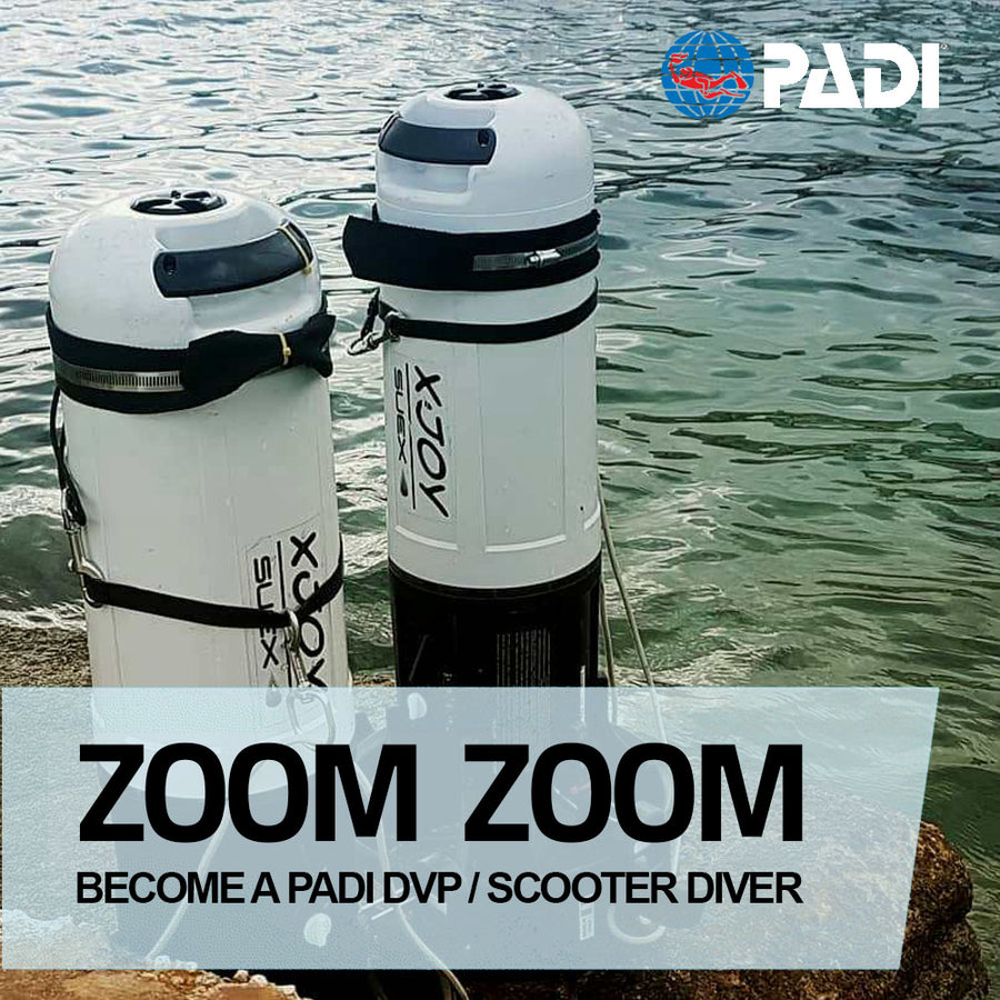 PADI Drover Propulsion Vehicle