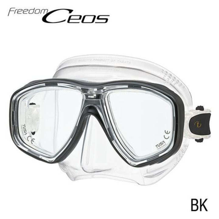 TUSA CEOS Freedom Mask
