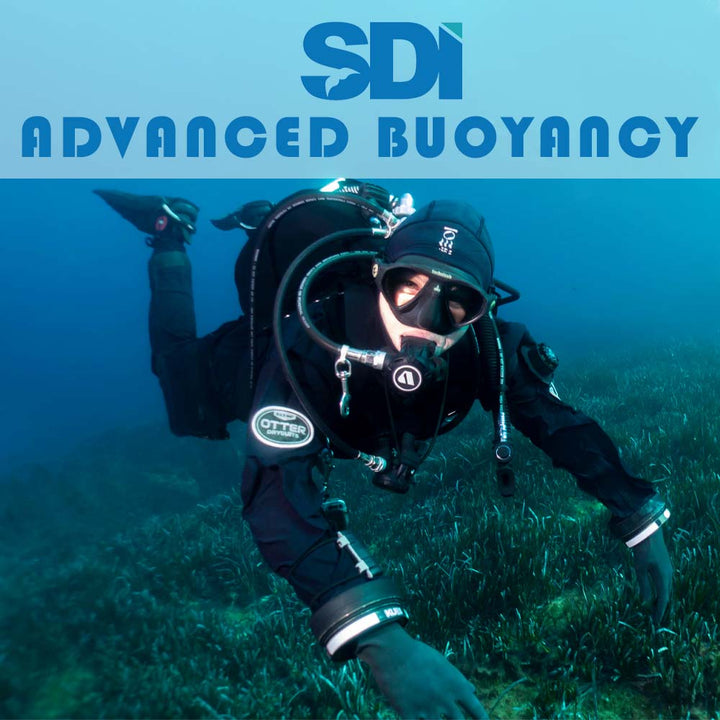 SDI Advanced Buoyancy Specialty