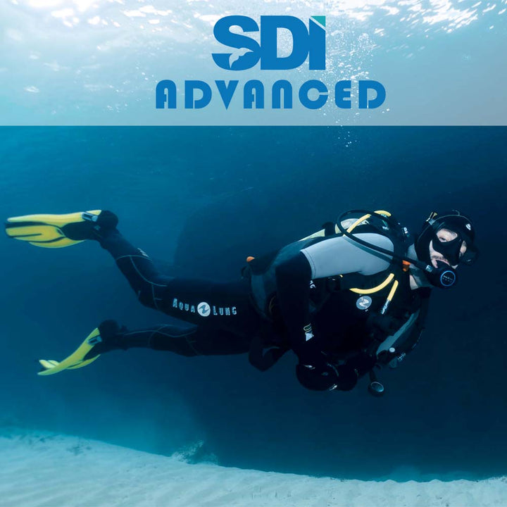 SDI Advanced Scuba Diver Course