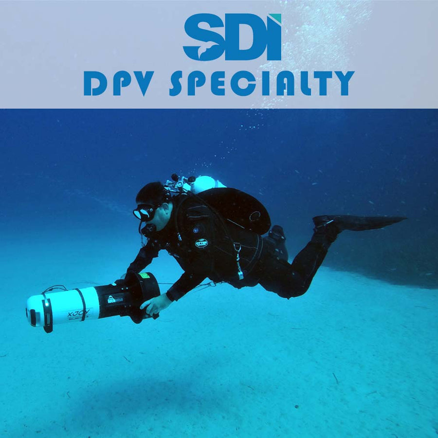 SDI Diver Propulsion Vehicle Specialty