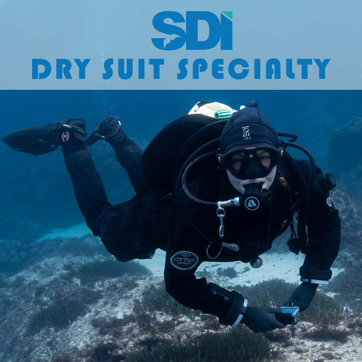 SDI Dry Suit Specialty