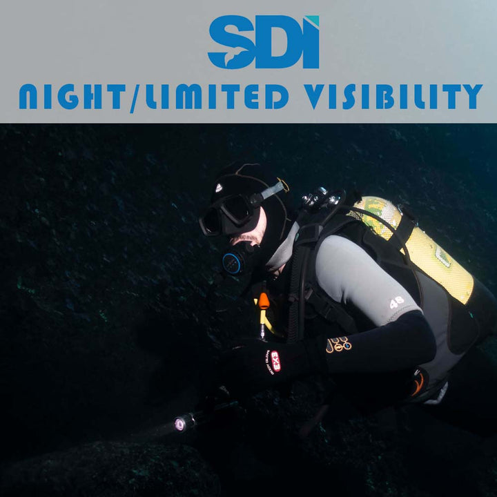 SDI Night / Limited Visibility Specialty
