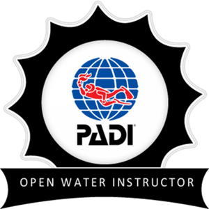 PADI Open water Scuba Instructor (OWSI)