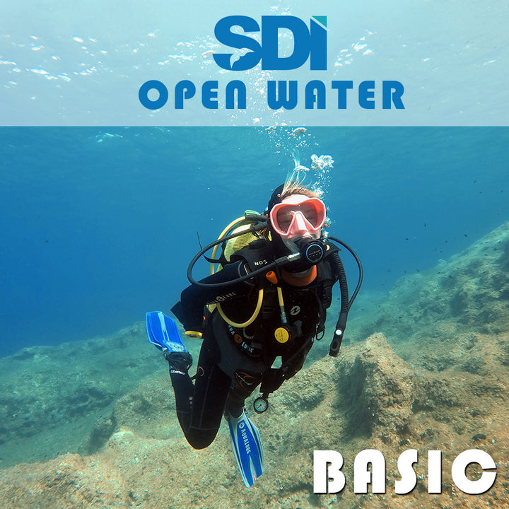 SDI Open Water Course (BASIC)