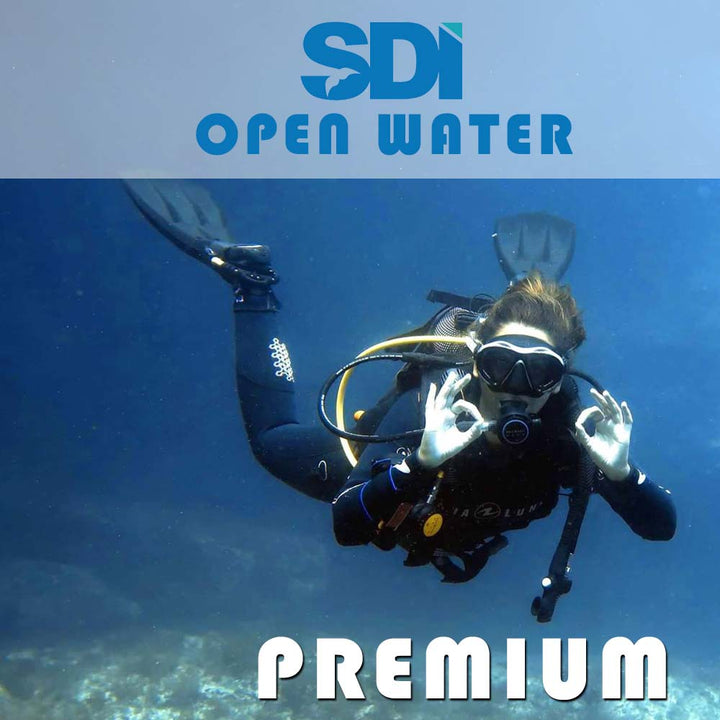 SDI Open Water Course (PREMIUM)