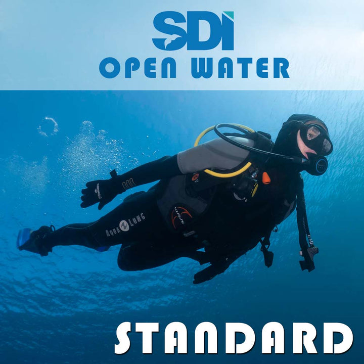 SDI Open Water Course (STANDARD)