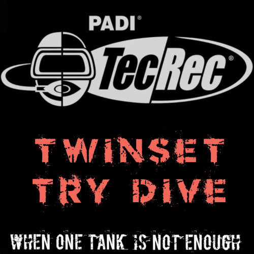 Twinset Try Dive