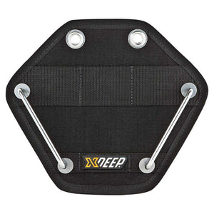 XDEEP Buttplate