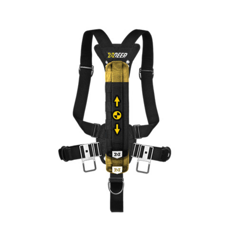 XDEEP Stealth 2.0 Harness