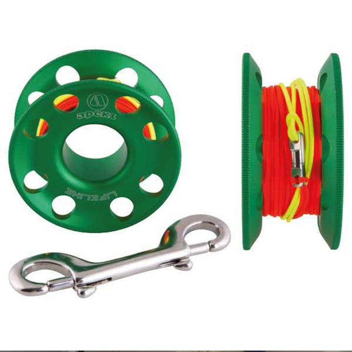 Apeks Green Spool