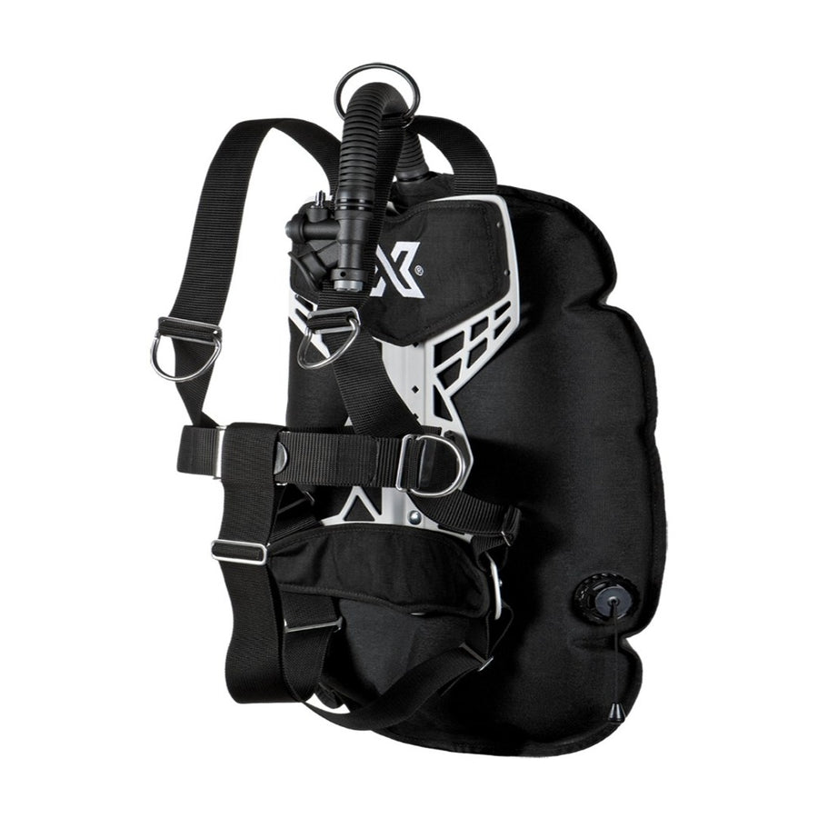 XDEEP Ghost Standard Harness System Backplate