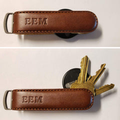 click here for a tidy keyring