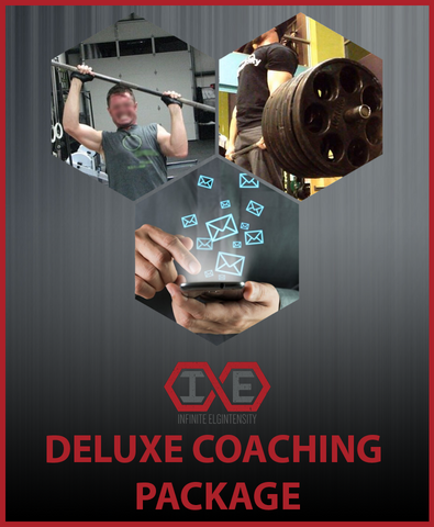 learn more about the deluxe coaching package