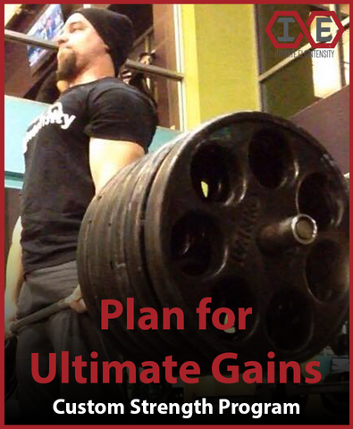 Plan for Ultimate Gains