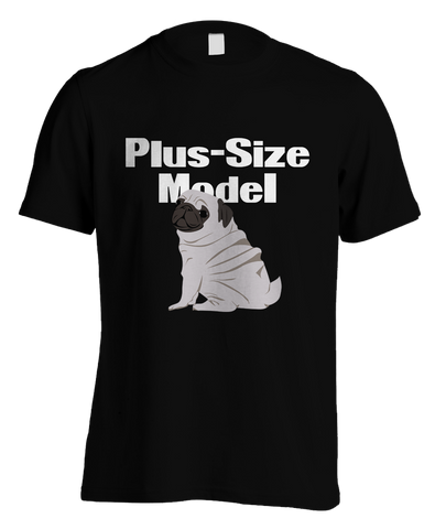 black Plus-Size Model T-shirt (790x960)