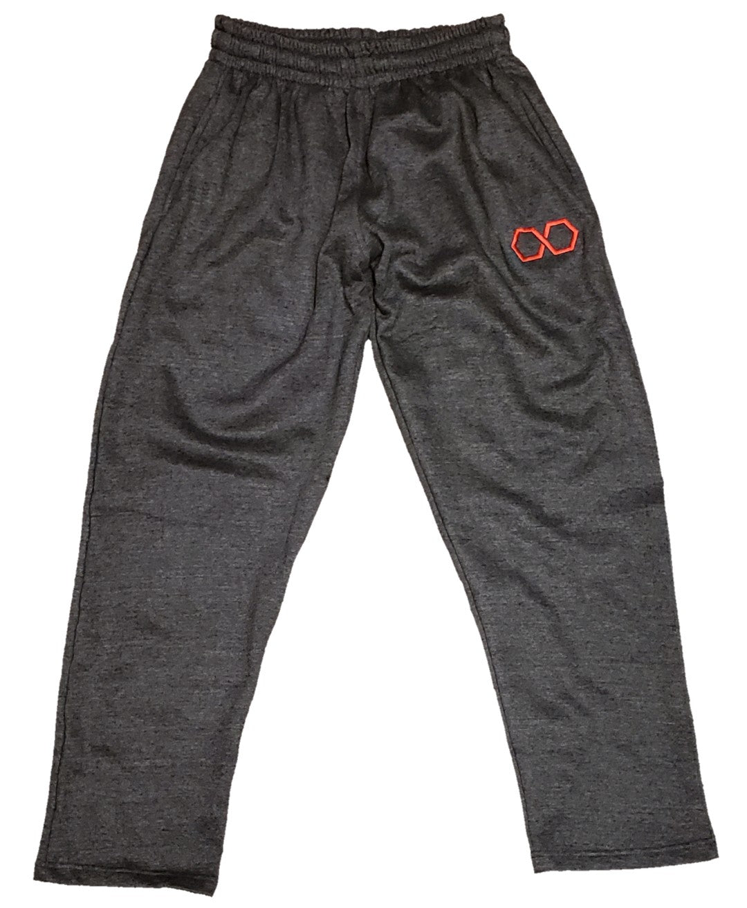 Infinite Elgintensity charcoal grey sweatpants (flat)
