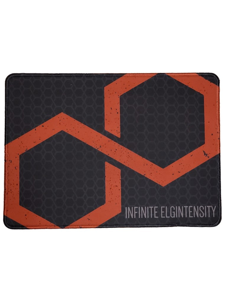 """Infinite Elgintensity"" gaming mouse pad"