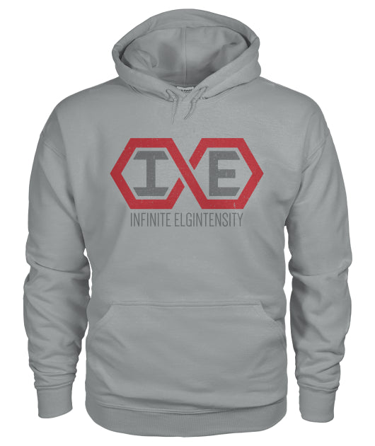sport grey Infinite Elgintensity pullover hoodie
