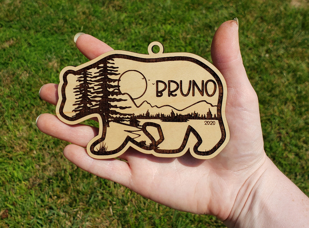 Bruno Ornaments