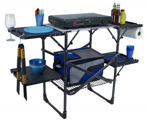 GCI Outdoors - Slim Fold Cook Station