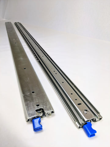 "Unaka 60"" Heavy Duty Linear Slides - pair"