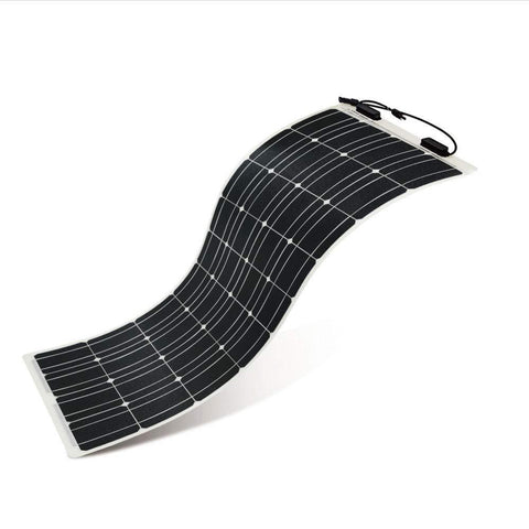 Renogy - 100W 12 Volt Flexible Panel