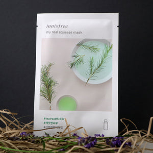 TEA TREE SQUEEZE MASK