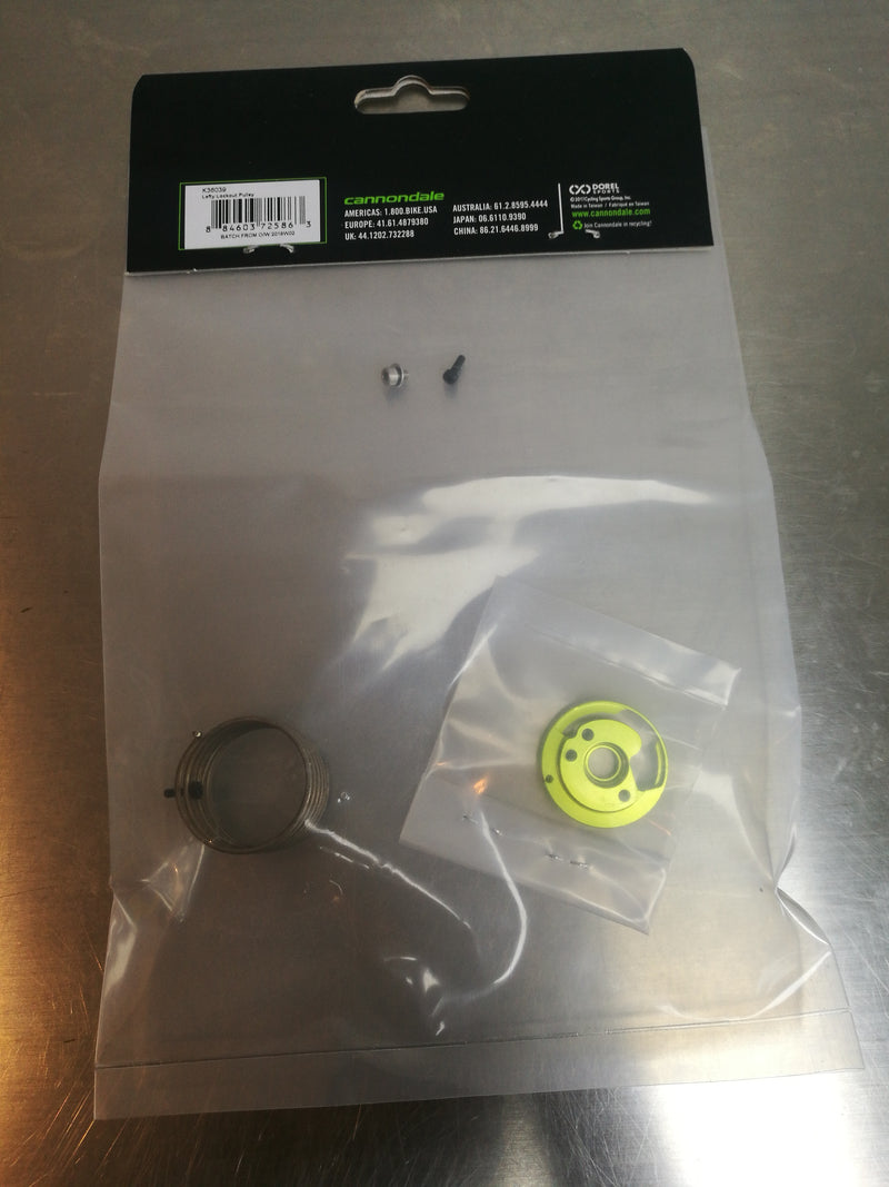 Cannondale | Lefty Ocho Lockout Pulley