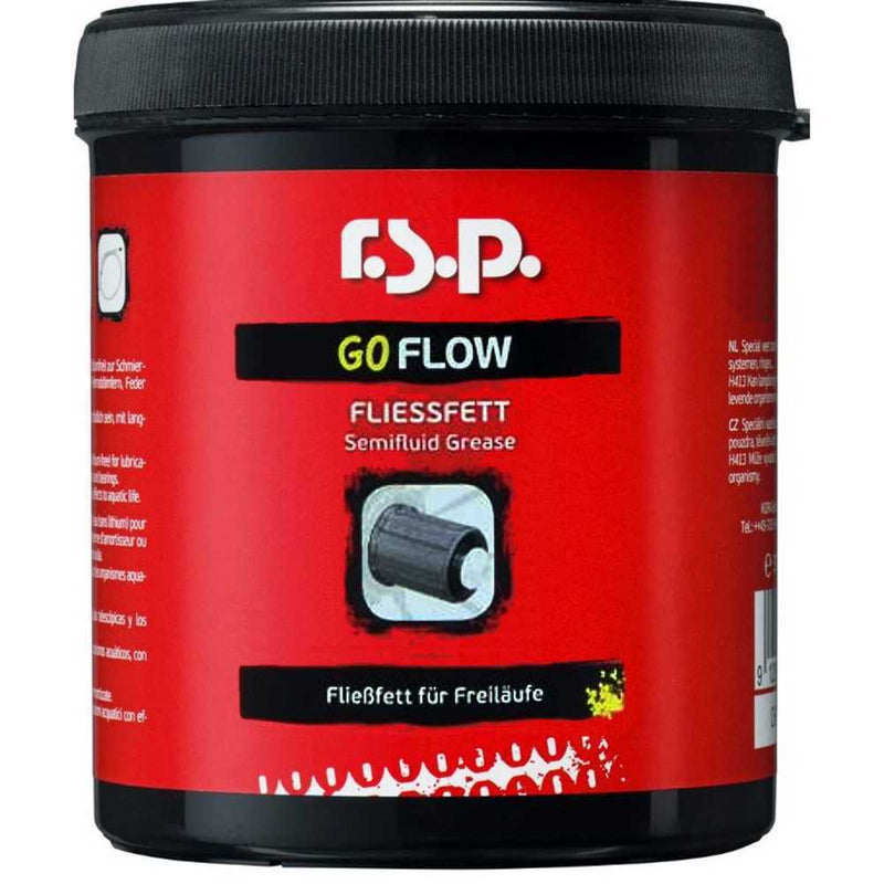 R.S.P. | Go Flow - Semi Fluid Grease 500g