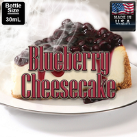 Cravin Vapes Blueberry Cheesecake