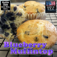 Cravin Vapes Blueberry Muffintop