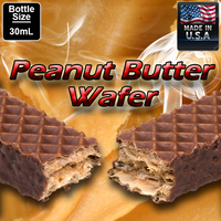 Cravin Vapes Peanut Butter Wafer