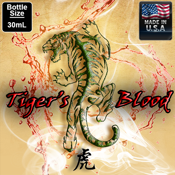 Cravin Vapes Tigers Blood