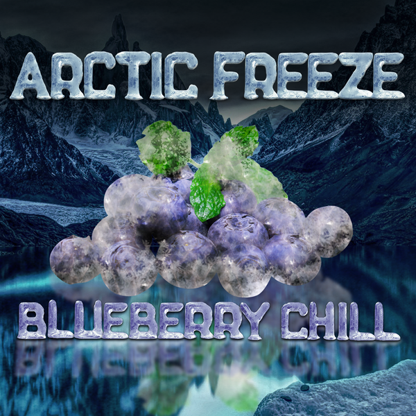Artic Freeze Blueberry Chill