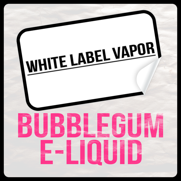 White Label Bubblegum