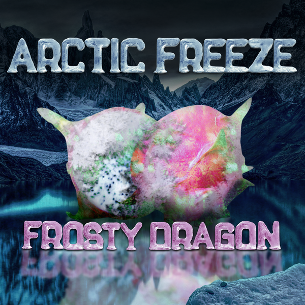 Artic Freeze Frosty Dragon