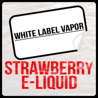 White Label Strawberry